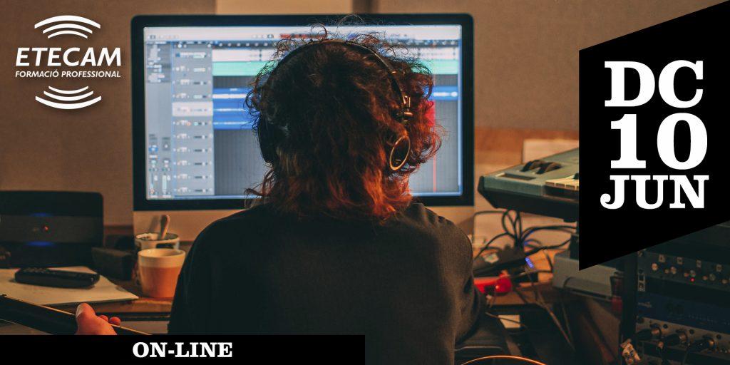 HOME STUDIO 5: Enregistrament en DAW