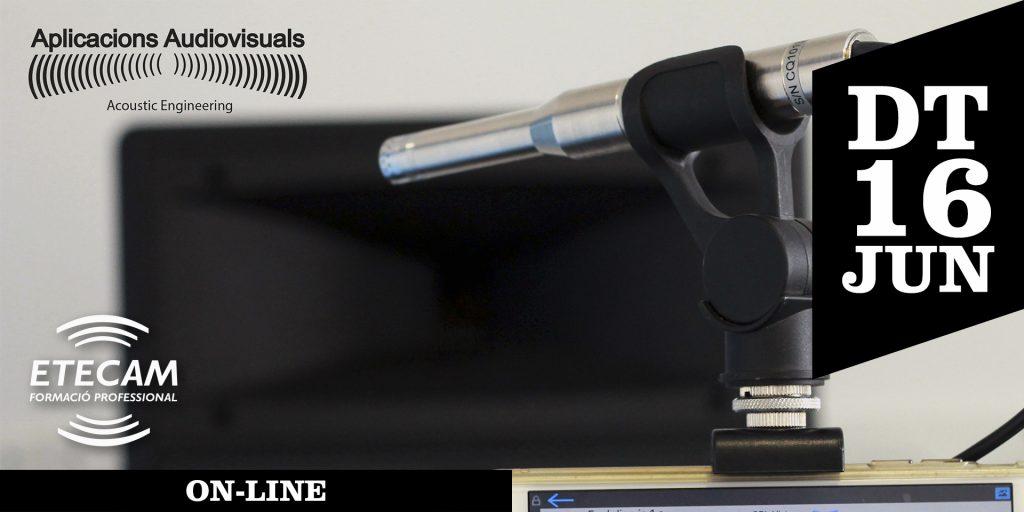 Mesuraments Acústics amb Audiotools