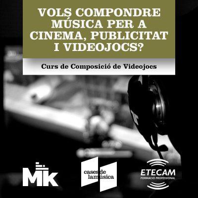 COMPOSICIÓ DE VIDEOJOCS